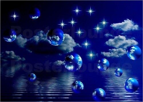 красивые звезды небо