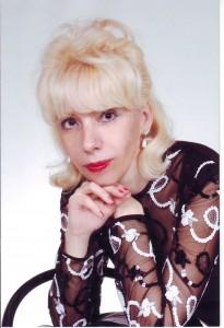 Елена Бурлай красиво